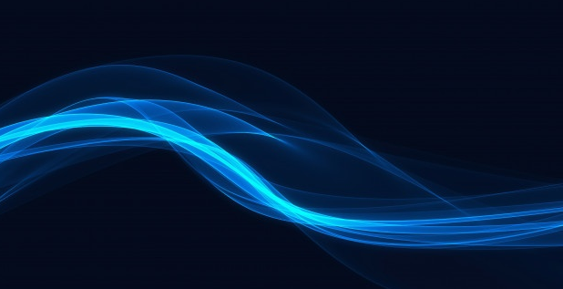 Beautiful blue wave wallpapers